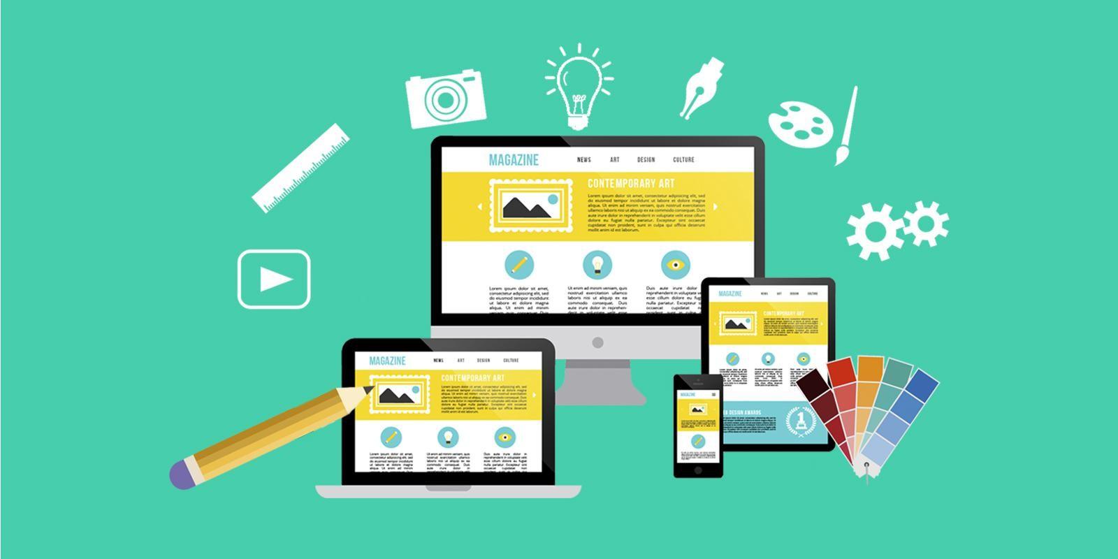 Desenvolvimento de Site e Sistemas web
